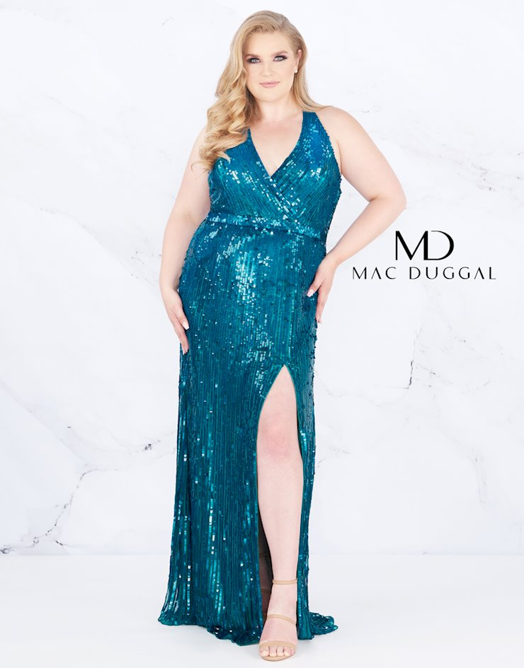 Fabulouss by Mac Duggal 4919F