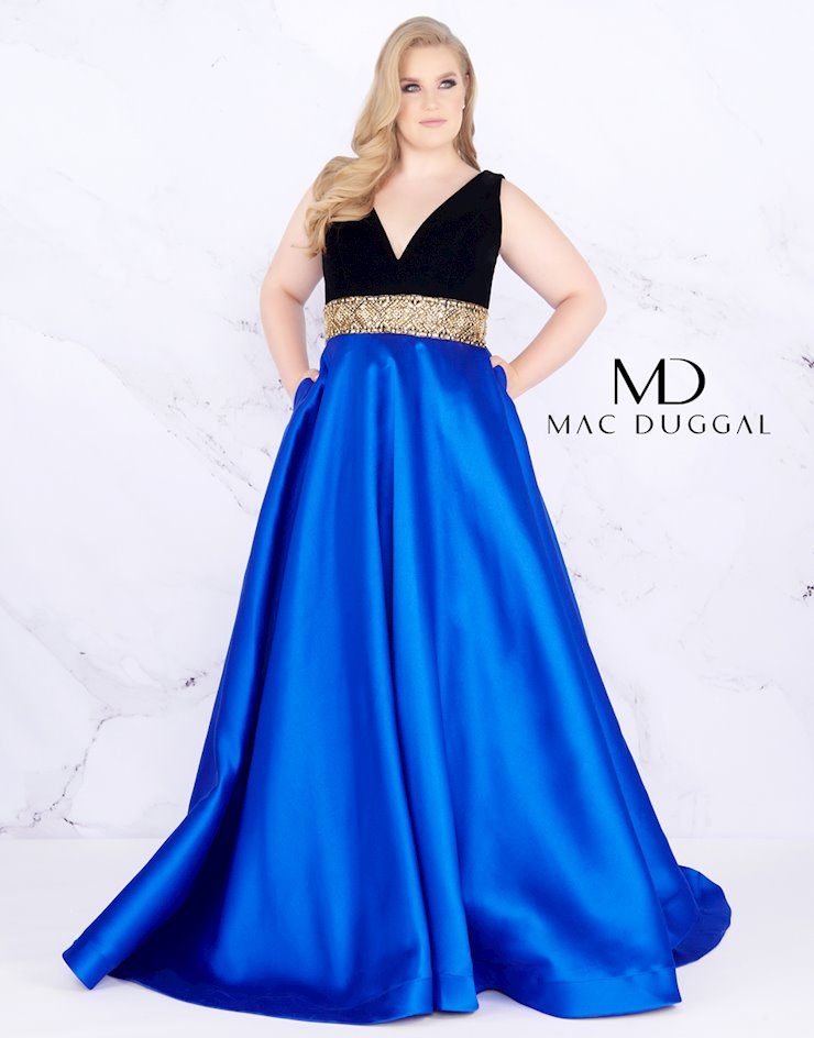 Fabulouss by Mac Duggal 66787F