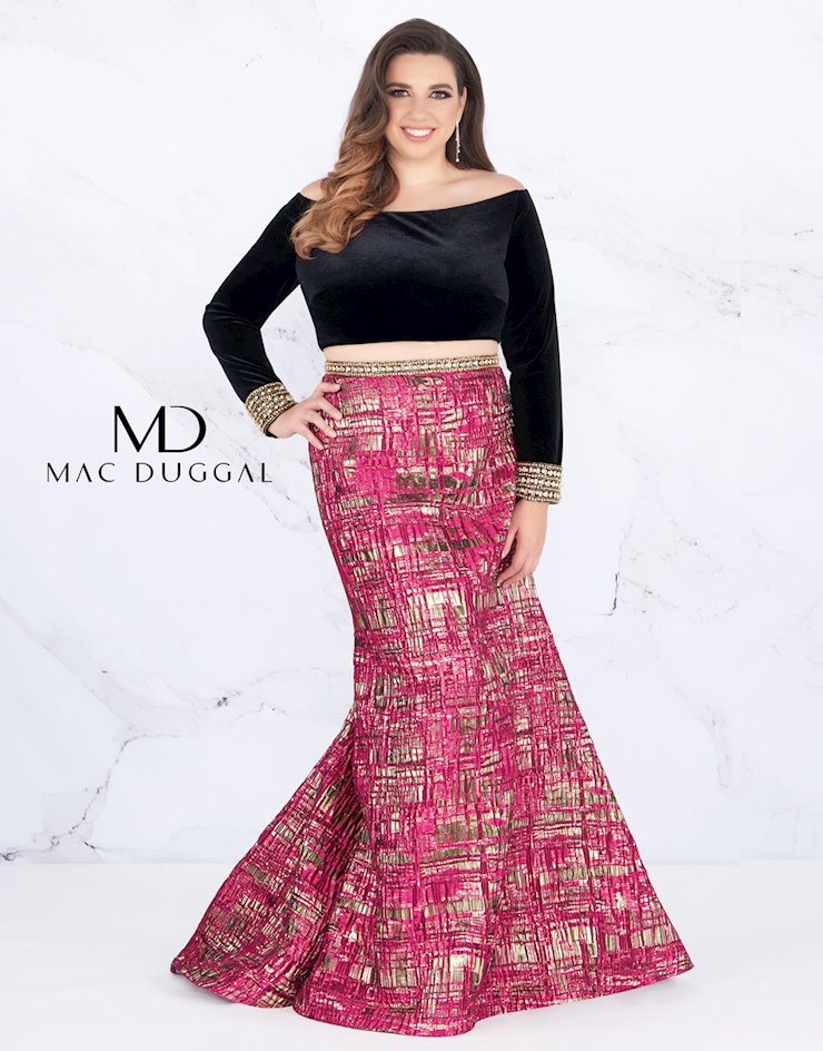 Fabulouss by Mac Duggal 66789F
