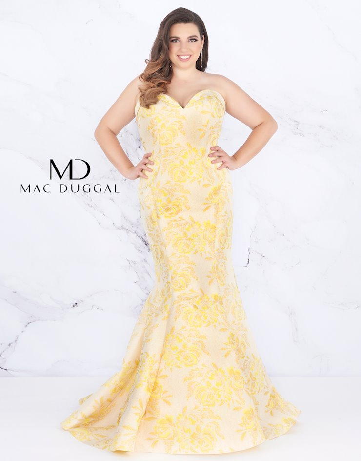 Fabulouss by Mac Duggal 66801F Image