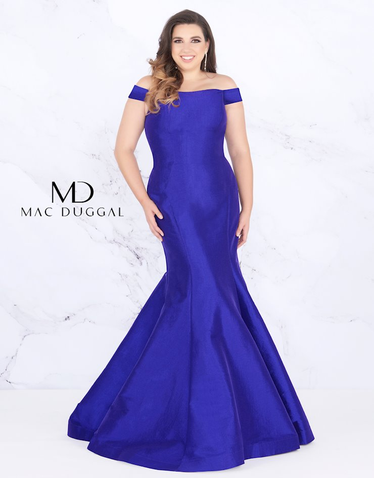 Fabulouss by Mac Duggal 66803F