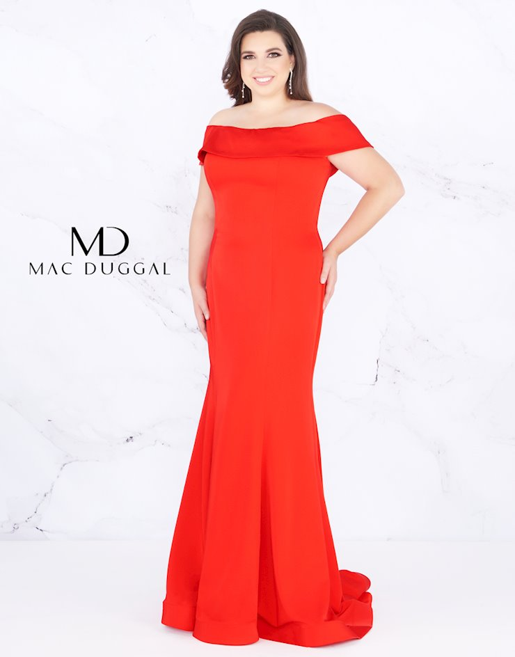 Fabulouss by Mac Duggal 66812F Image