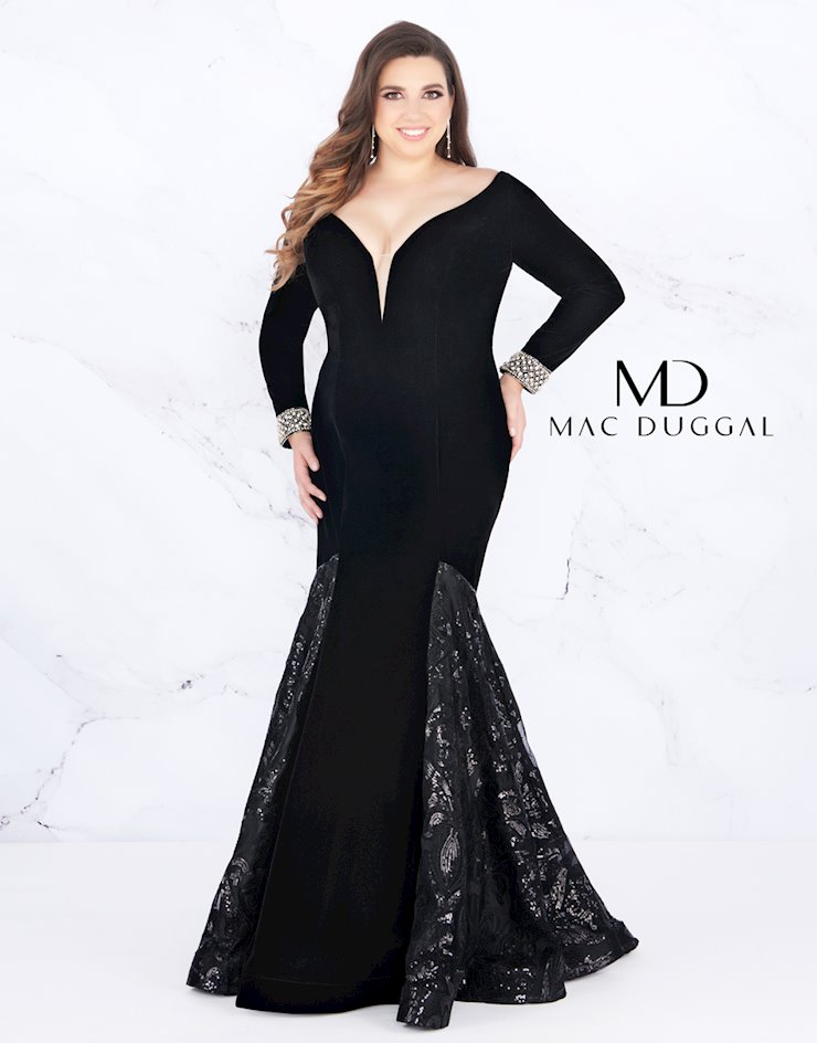 Fabulouss by Mac Duggal 66813F