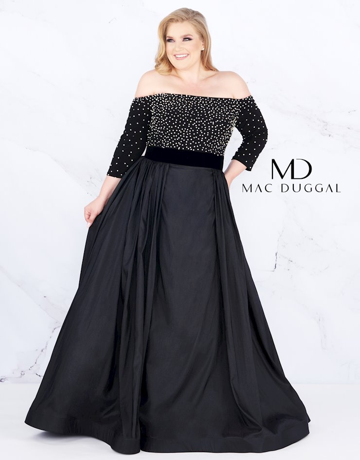 Fabulouss by Mac Duggal 66814F Image