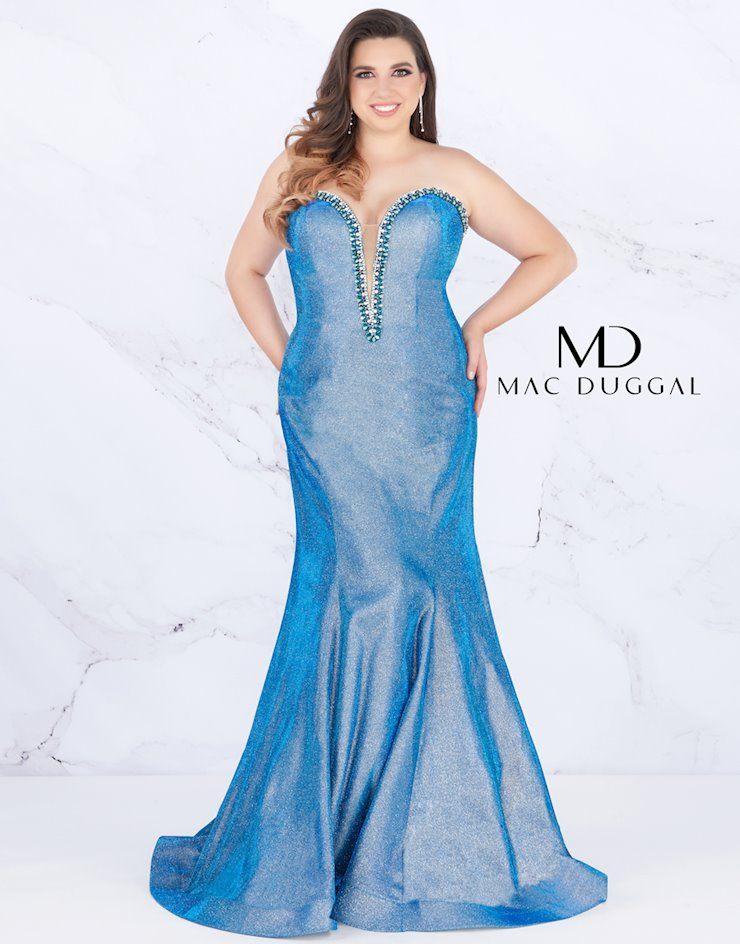 Fabulouss by Mac Duggal 66815F Image