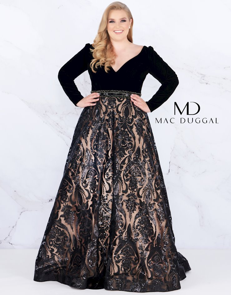 Fabulouss by Mac Duggal 67614F
