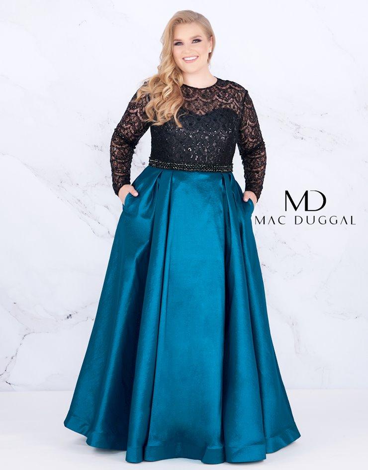 Fabulouss by Mac Duggal 77473F