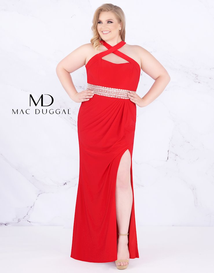 Fabulouss by Mac Duggal 77532F Image