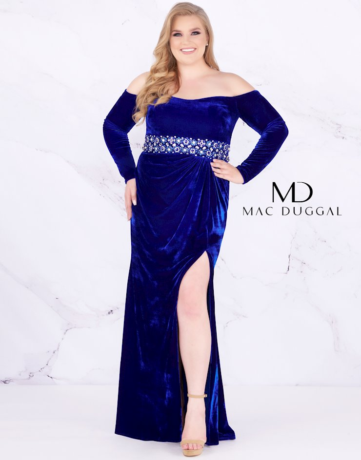 Fabulouss by Mac Duggal 77533F
