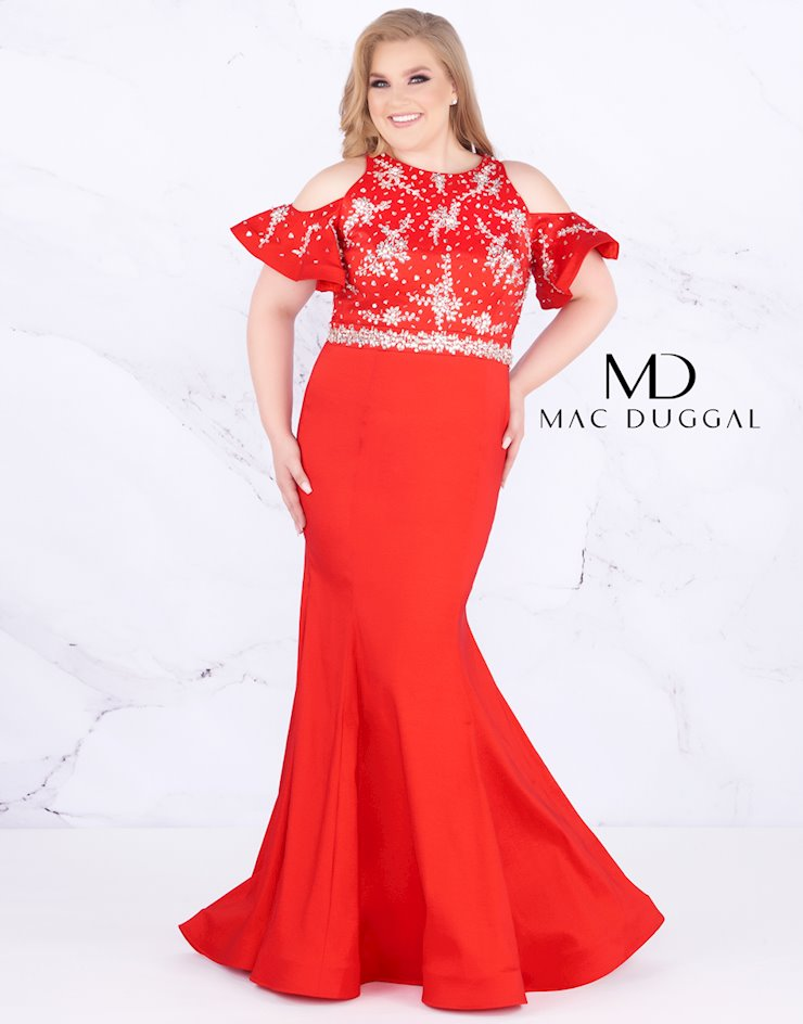 Fabulouss by Mac Duggal 77534F