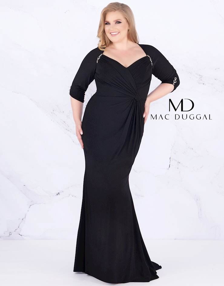 Fabulouss by Mac Duggal 77537F