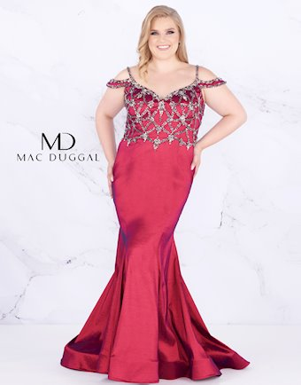 Fabulouss by Mac Duggal 77538F