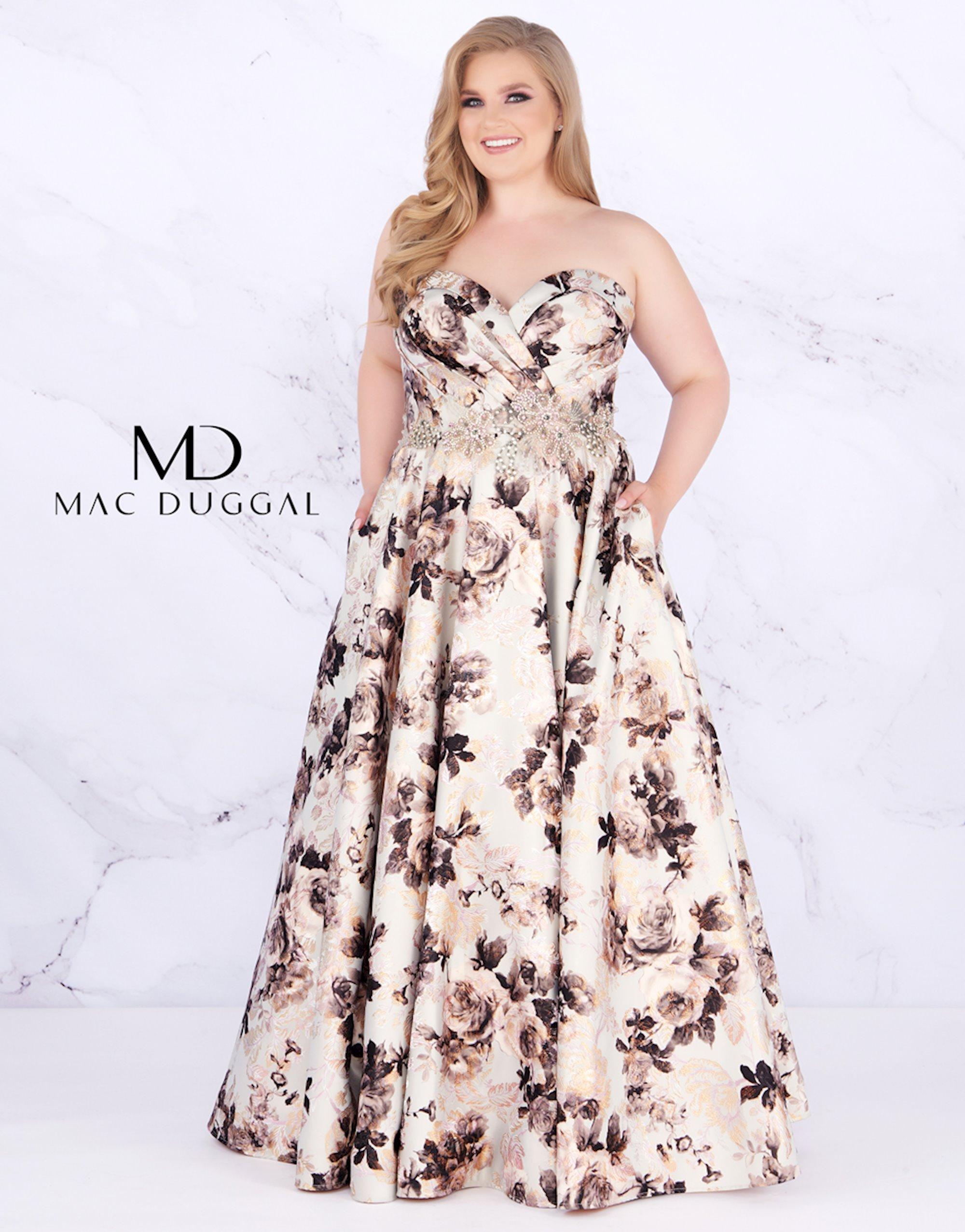 eb965e6527 Fabulouss Spring 2019 by Fabulouss by Mac Duggal 77546F