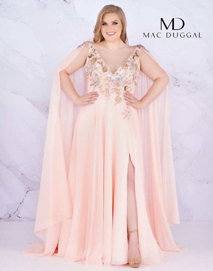 Fabulouss by Mac Duggal 77551F