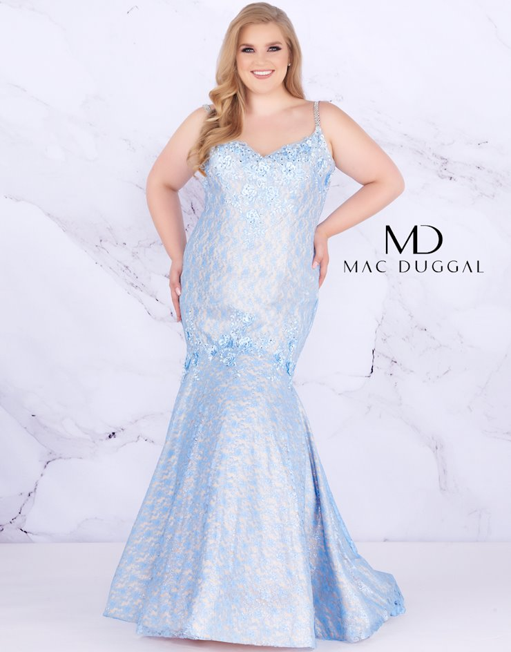 Fabulouss by Mac Duggal 77557F