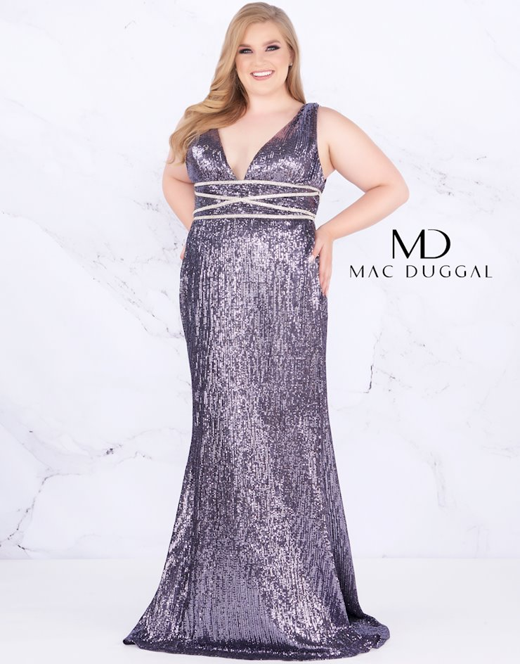 Fabulouss by Mac Duggal 77558F