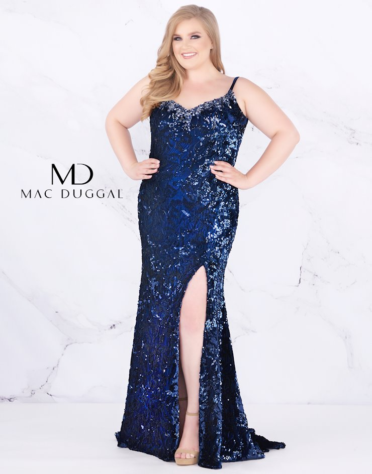 Fabulouss by Mac Duggal 77562F