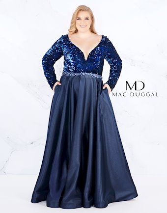 Fabulouss by Mac Duggal Style #77565F