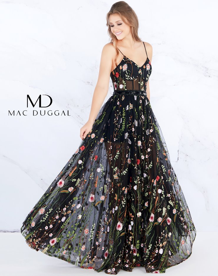 Mac Duggal Style 62989M  Image