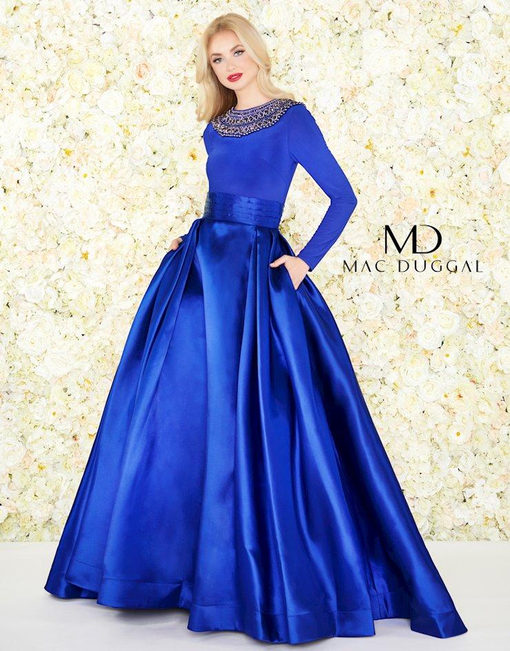 Mac Duggal Style #12093R