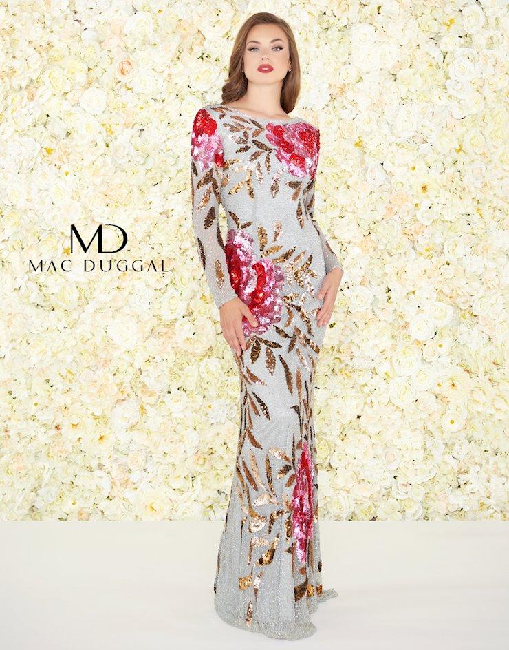 Mac Duggal Style #4566R Image