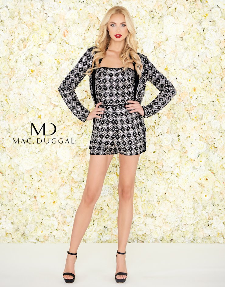 Mac Duggal 4639R