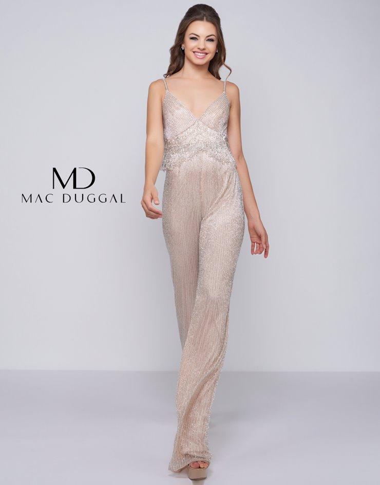 Mac Duggal Style #4742R Image