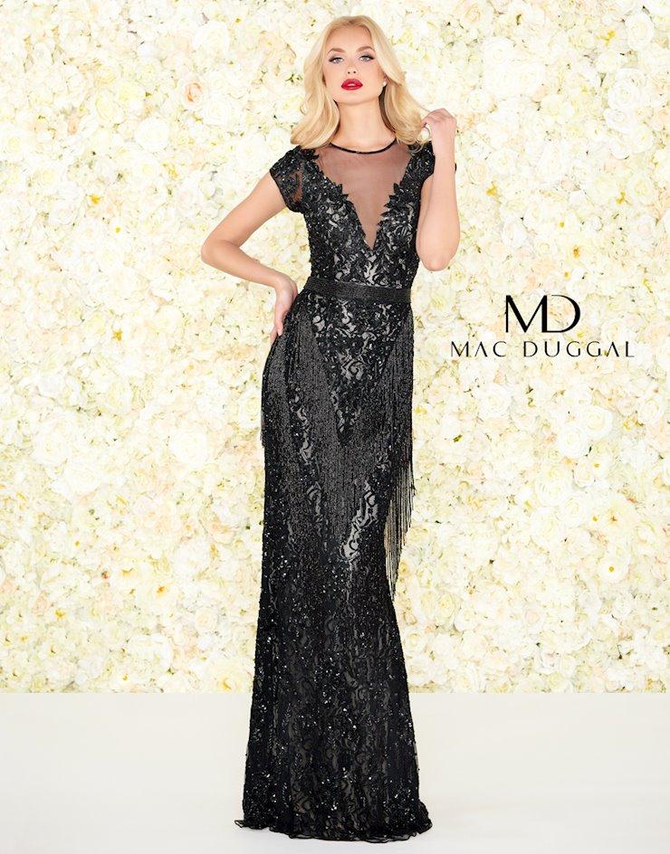 Mac Duggal Style #4898R Image