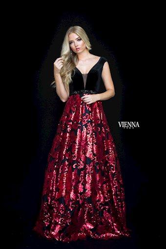 Vienna Prom Style #7824