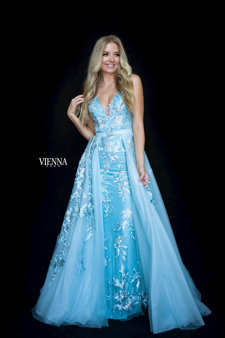 Vienna Prom Style #7843