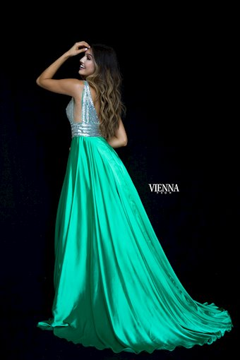 Vienna Prom Style #8309