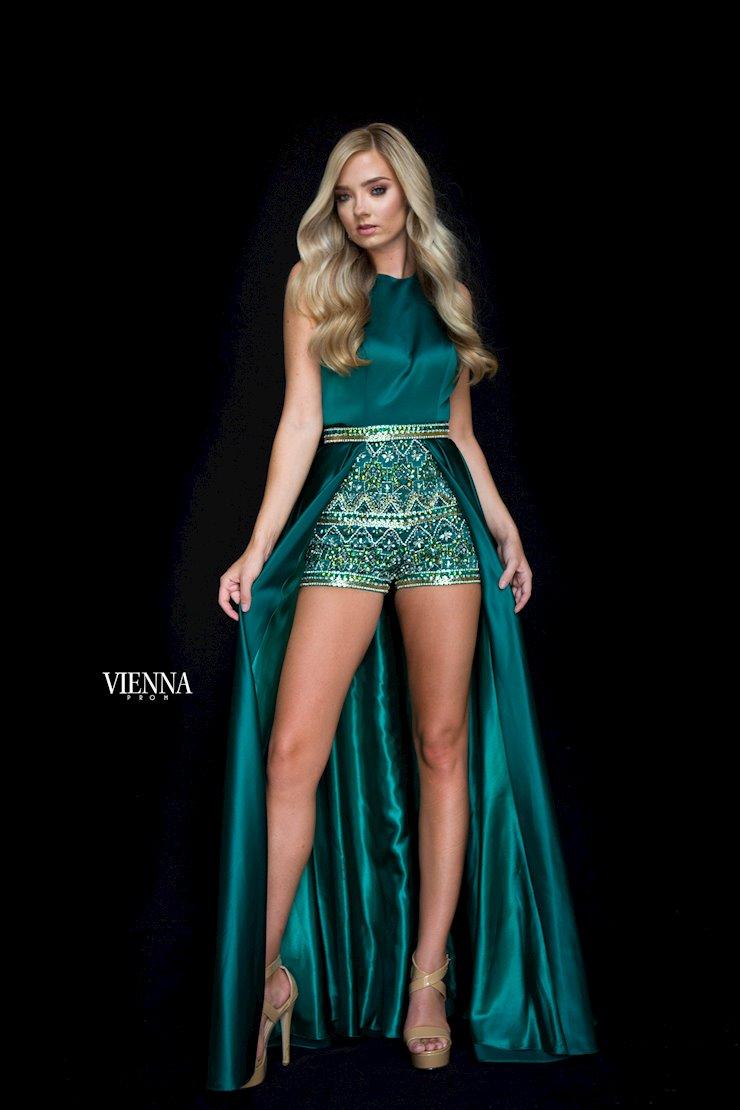 Vienna Prom Style #8608