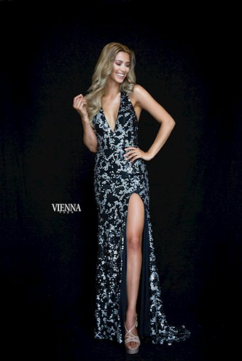 Vienna Prom Style #8812