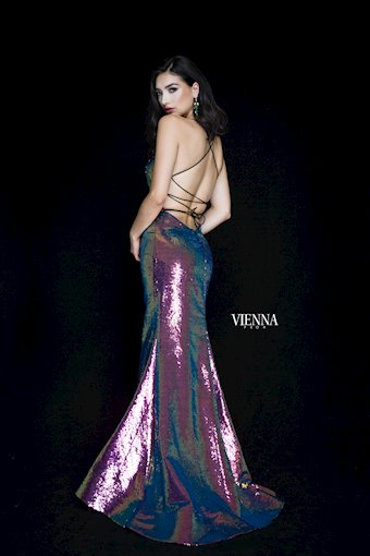 Vienna Prom Style #8819
