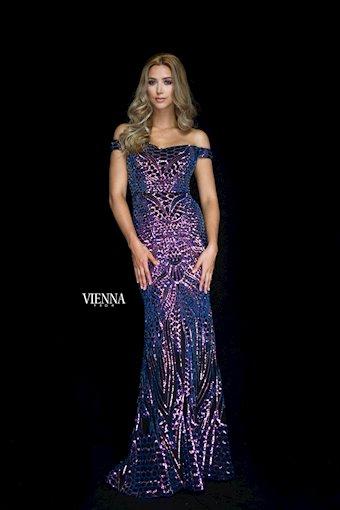Vienna Prom Style #8821