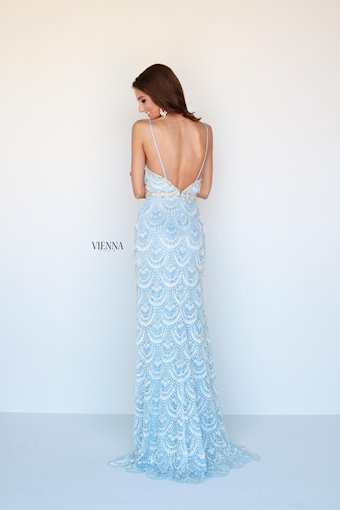 Vienna Prom Style #9957