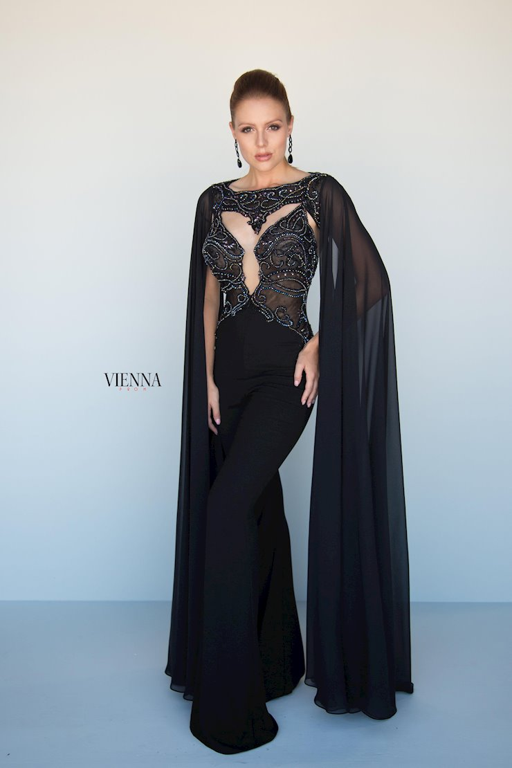 Vienna Prom Style #9964