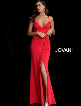 Jovani Prom Dresses Red Prom Dress