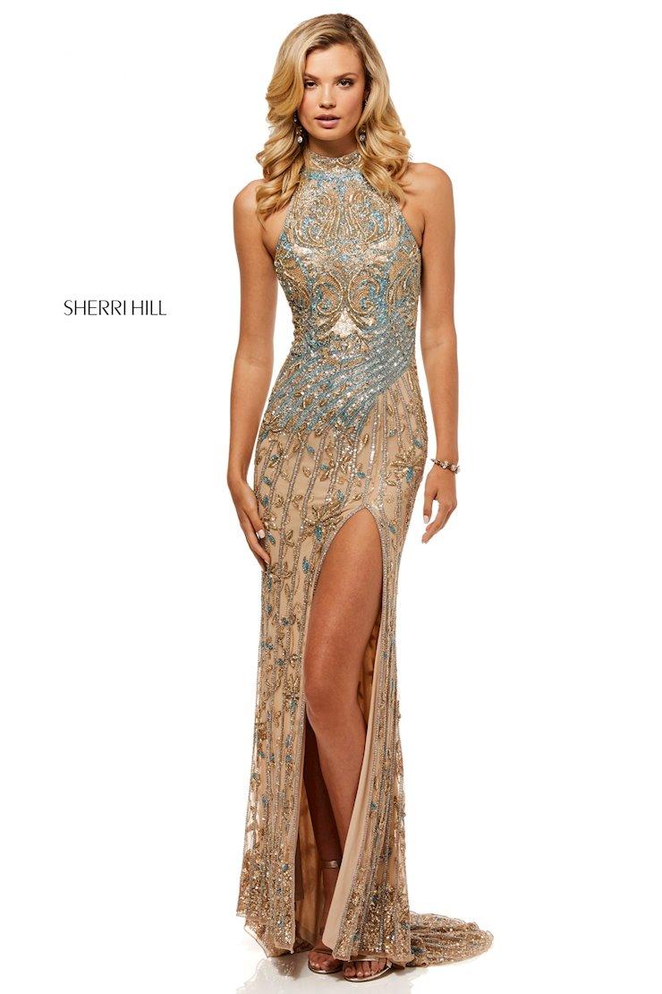 8123f7e496c Sherri Hill Dress 52426 - Henri s