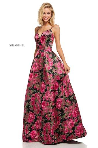 Sherri Hill Style #52627