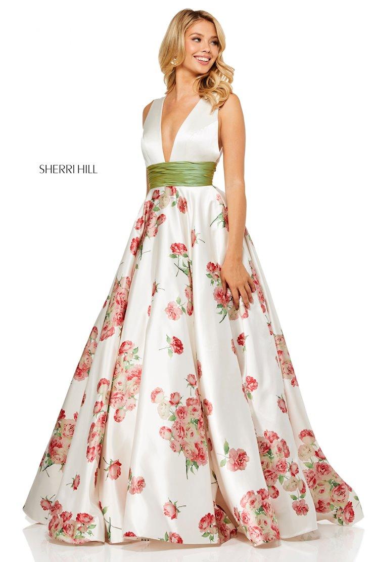 321e9d396d8055 Sherri Hill Dress 52632 - Henri's