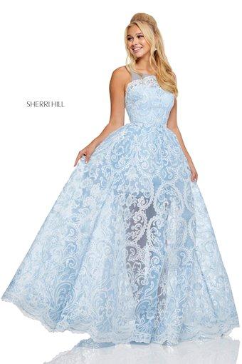 Sherri Hill Style #52758