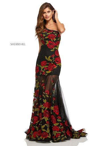 Sherri Hill Style #52761