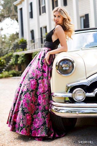Sherri Hill Style #52861