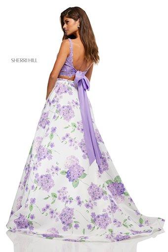 Sherri Hill Style #52870