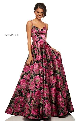 Sherri Hill Style #52932
