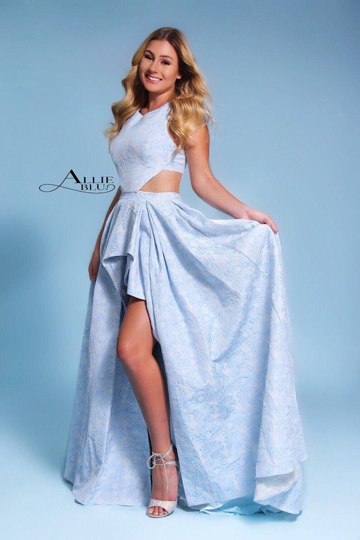 Allie Blu Style #4158