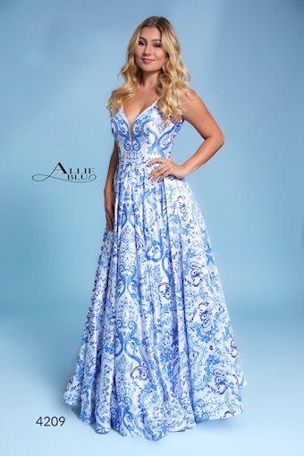 Allie Blu 4209