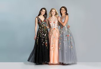 Dave & Johnny Prom Dresses A5703