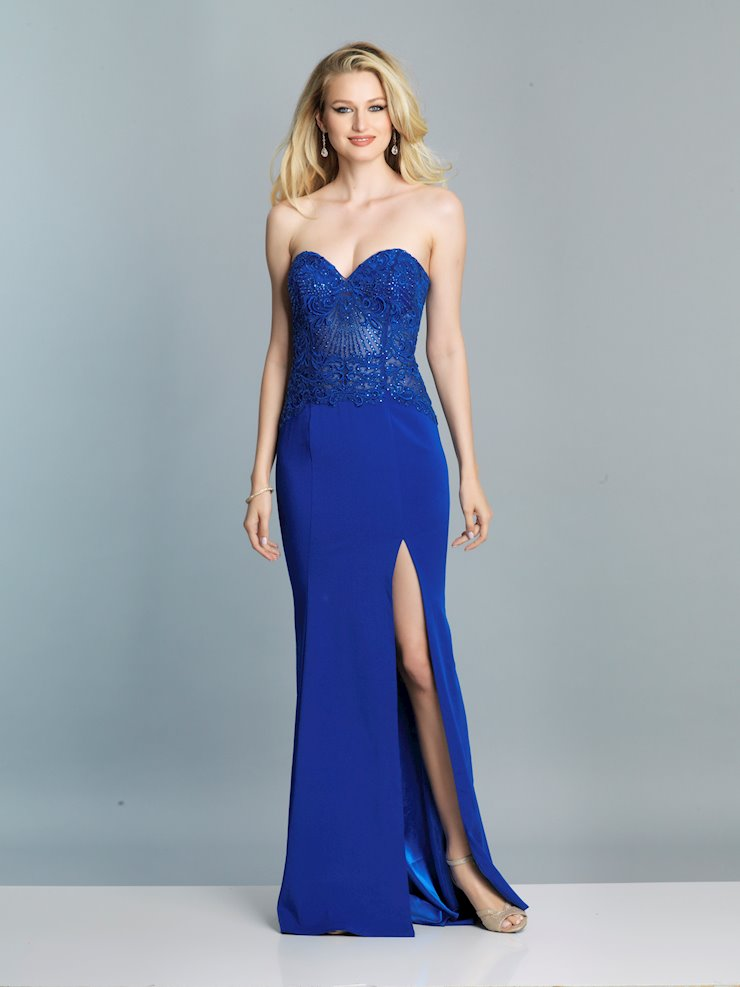 Dave & Johnny Prom Dresses A6749